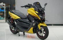 Modal Body Kit Rp 2 Jutaan, Tampang All New Yamaha NMAX Makin Sporty