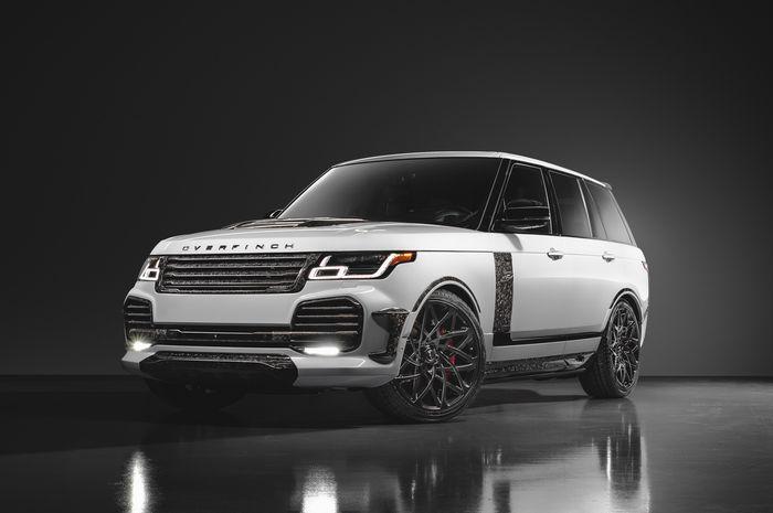 Modifikasi Range Rover Autobiography hasil garapan Startech