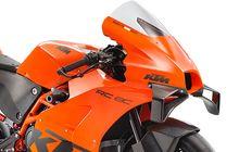 Gokil, Dijual Cuma 100 Unit Motor Balap 889 cc KTM RC-8C Seenteng CBR150R Tapi Powernya Tembus 128 dk