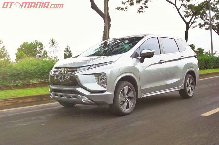 Mitsubishi Xpander menjadi salah satu mobil yang akan naik harga bulan depan, bersama dengan L300 dan Triton.