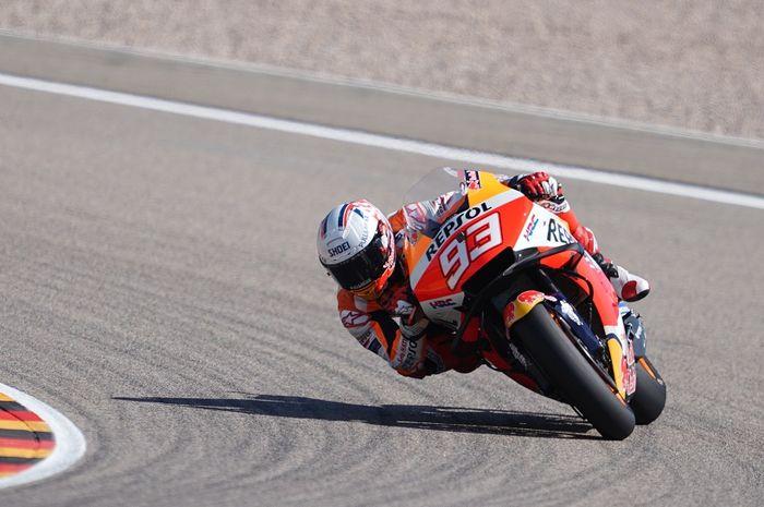 Juara dunia GP 500 cc, Alex Criville percaya Marc Marquez bisa menang di seri-seri berikutnya.