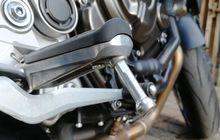 Ada Besi Menonjol di Bawah Footstep Motor, Ternyata Ini Fungsinya