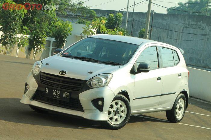 Daftar Harga Lengkap Toyota Agya Bekas Harga Mulai Rp 80 Juta Gridoto Com