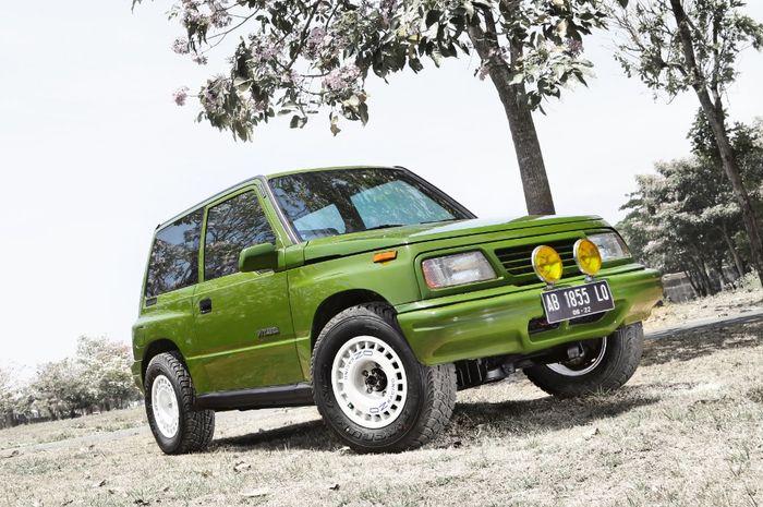 Suzuki Vitara 2 Doors 1992