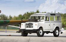 Restorasi Land Rover Defender Series 2 Ini, Gantengnya Keterlaluan!