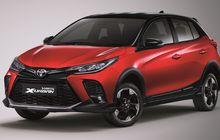 Hatchback Penampilan Crossover, Toyota Yaris X-Urban Dirilis Mulai Rp 280 Jutaan