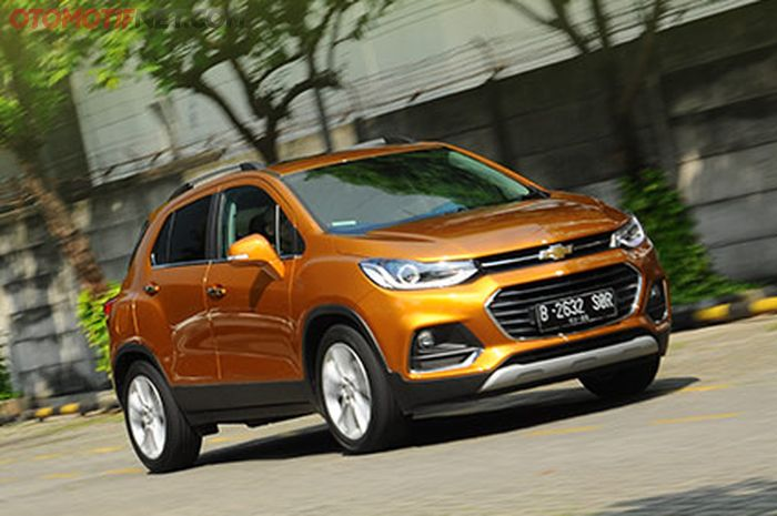 All New Chevrolet Trax 1.4 A/T
