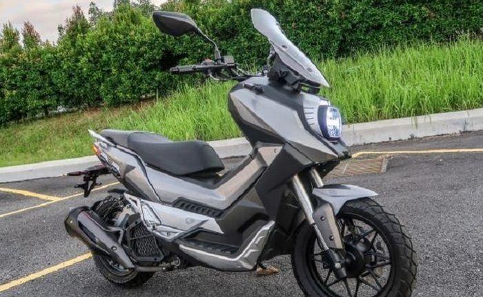 Motor baru WMoto Xtreme 150i 2021