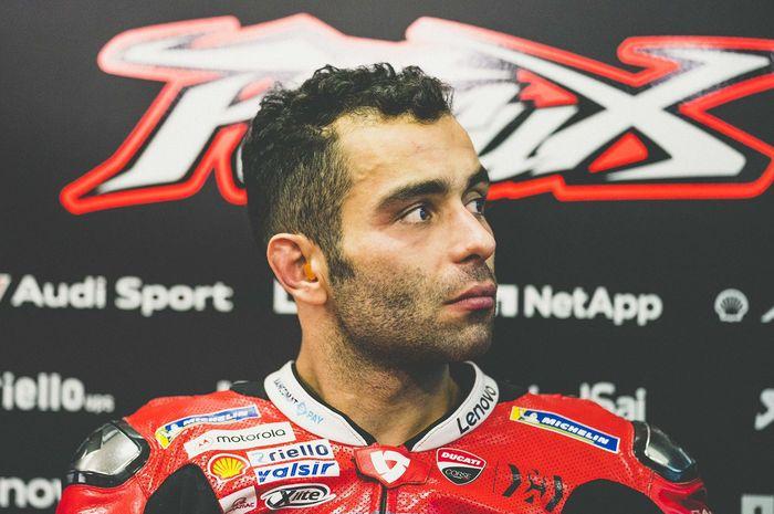 Bos tim Pramac Racing yakin Danilo Petrucci akan langsung kompetitif di WSBK, namun ia berharap pembalap asal Italia tersebut bisa bertahan di MotoGP