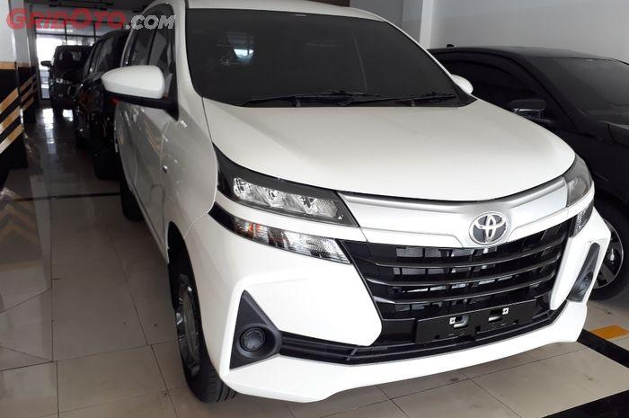 Ilustrasi Toyota Avanza baru yang terkena potongan PPnBM 100 persen sampai akhir Mei 2021