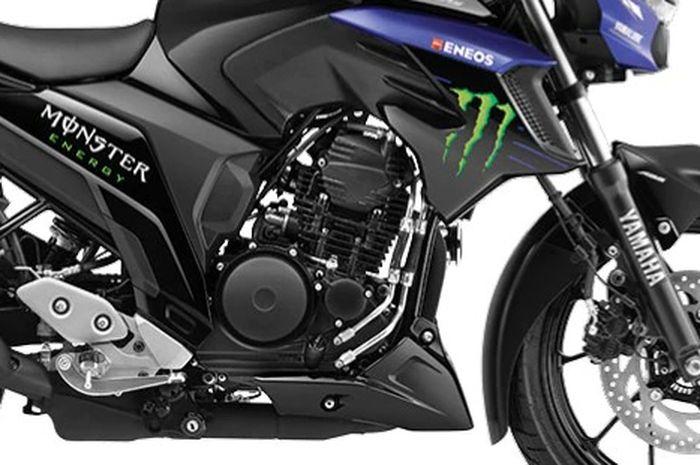 Yamaha FZ25 MotoGP Edition 2021.