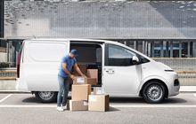 Pintu Bagasi dan Peleknya Sederhana, Ini Hyundai Staria-Load Buat Angkut Barang