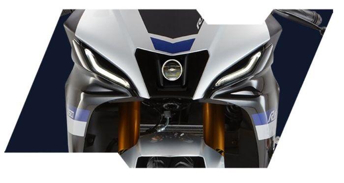 Fascia R15 V4 terinspirasi dari YZF-R7