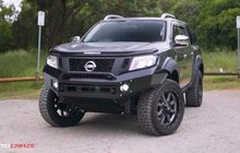 Nissan Navara Full Aksesori Off-road, Tambah Ganteng dan Sangar