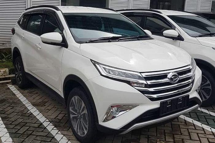Daihatsu All New Terios Bekas