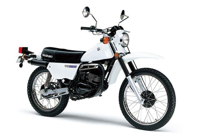 Belum Punah  Ternyata Suzuki TS Masih Ada Lo, Seperti Ini