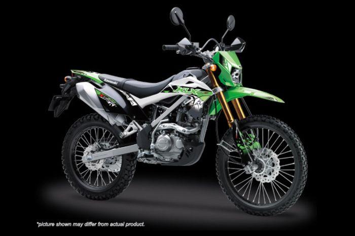Kawasaki Klx 150bf Rp 29 9 Juta Ini Diprediksi Paling Laris