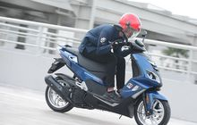Test Ride Peugeot SpeedFight 4, Begini Sosok Skutik Sport Eropa