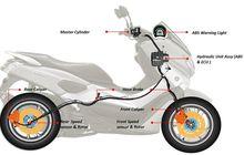 masih banyak yang bingung, ini penjelasan fungsi rem abs di motor