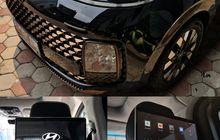Pasang Cuma 4 Jam, Headrest Hyundai Staria Bisa Buat Denger Musik Sampai Liat Film