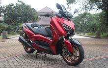 Yamaha XMAX Ini Upgrade Kaki-kaki, Rem Mumpuni, Sokbreker Oke Punya