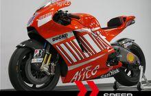 Dijual Ducati Desmosedici GP8 Bekas Tunggangan Casey Stoner, Seharga Ferrari!