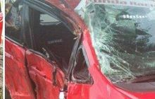 Kisah Viral Polisi Muda Pengendara Honda Jazz Bikin Hati Teriris, Batal Menikah Lantaran Meninggal Saat Kecelakaan