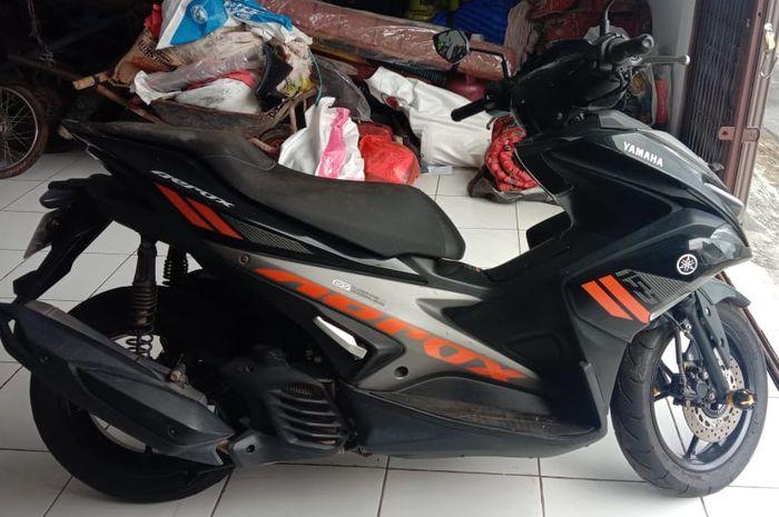 KPKNL Pangkalan Bun bakal melalang satu unit Yamaha Aerox.