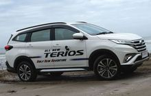 Harga Terkini Daihatsu Terios Terbaru Bulan Agustus 2021, Kembaran Rush Gak Kalah Kece