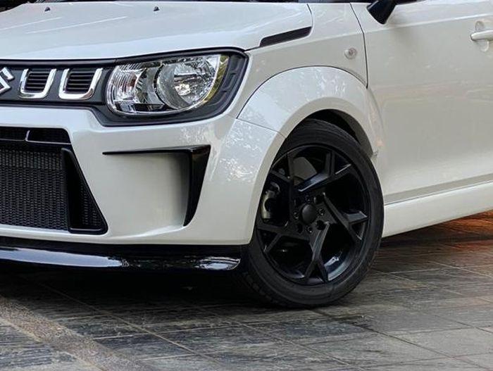 Suzuki Ignis 'Time Attack' by Garasi Drift ini bakal jadi supergiveaway di IMX 2020