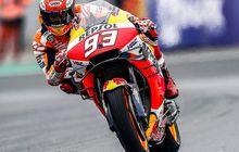 hasil motogp prancis: marc marquez juara, valentino rossi gagal podium