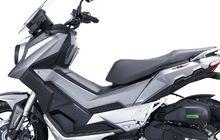 Tampang Skutik Baru Ini Bikin Honda ADV150 Insecure, Suspensi Upside Down Monoshock di Tengah, Harganya?