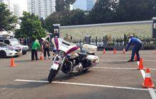 Bikin Penasaran, Pak Polisi Jelaskan Wujud SIM C1 dan C2 Untuk Moge
