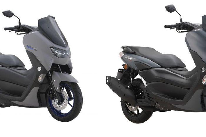 Pilihan warna baru Yamaha NMAX versi Malaysia