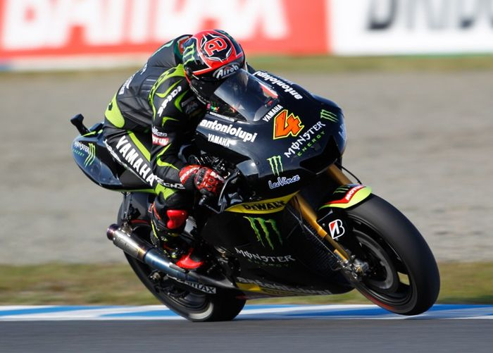 Pada 2012, Andrea Dovizioso pindah ke Yamaha bersama untuk membela Tech 3