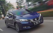 Baru Terlihat Setelah Diadu, Performa Nissan LeAF Lebih Beringas Dari Hyundai Ioniq