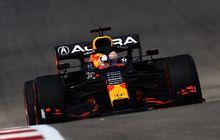 Hasil Kualifikasi F1 Amerika 2021 - Max Verstappen Raih Pole Position Usai Ungguli Lewis Hamilton