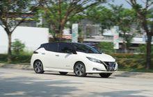 All New Nissan Leaf Usung Motor Listrik Bertenaga 110 kW & Torsi 320 Nm, Segini Akselerasinya!