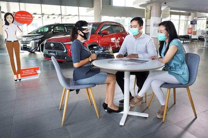 Auto2000 merilis harga mobil Toyota per 18 September 2021