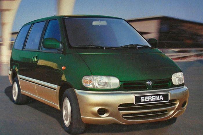 Ilustrasi Nissan Serena C23