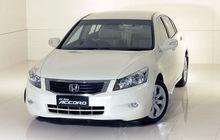 Honda Accord 2.4 CP2 Punya Kompresi Mesin Tinggi, Ini Rekomendari BBM yang Cocok