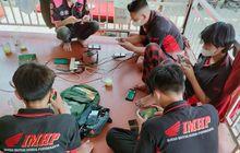 Tak Hanya Jago Ngegas, Ikatan Motor Honda Jawa Barat (IMHJB) Pertahankan Juara eSport