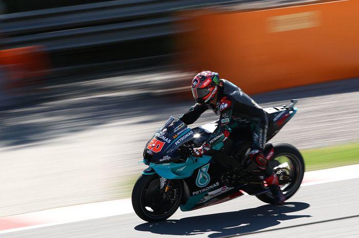 Fabio Quartararo menang MotoGP Catalunya dan kembali ke puncak klasemen sementara MotoGP 2020