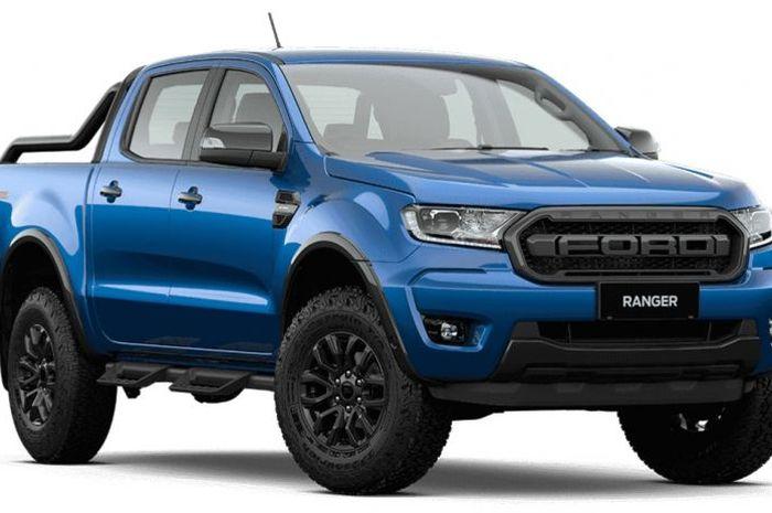 Ford Ranger FX4 MAX jadi edisi khusus di Thailand