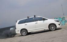 Tenaga Mesin Kijang Innova 2.5 V Diesel 2013 Ini Bikin Geleng Kepala, 0 - 201 Meter Cuma 8,8 Detik