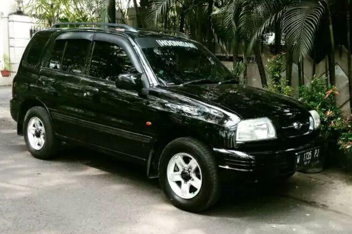 Ilustrasi Suzuki Escudo 1.6
