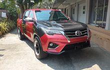 Modifikasi Toyota Hilux Berwajah Fortuner, Sangar Pilih Gaya Racing