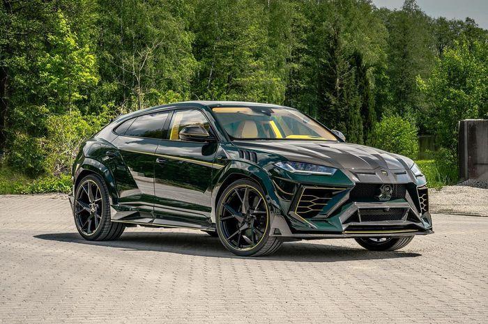 Modifikasi Lamborghini Urus tampil lebih eye catching