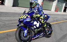 Enggak Beda Dari Yang Lama, Valentino Rossi Enggak Pakai Aero Fairing Baru Di MotoGP Austria Akhir Pekan Ini