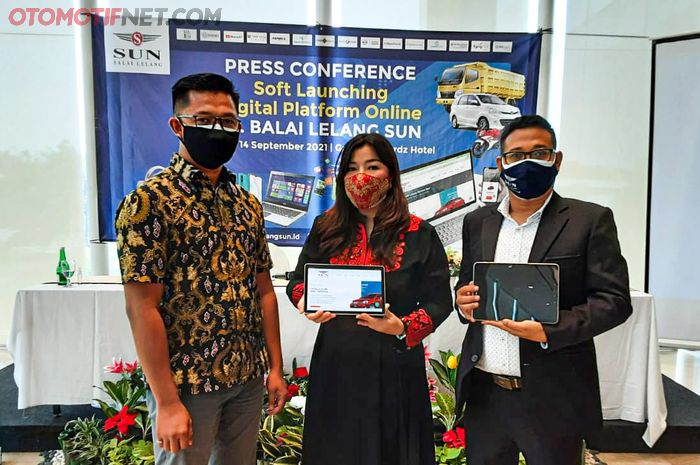 Soft Launching Digital Online Bidding